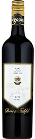 2012 Limited Release Shiraz