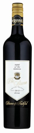 2013 Limited Release Shiraz