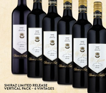 Exclusive Vertical Shiraz Limited Release