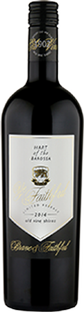 2014 Limited Release    Old Vine Shiraz